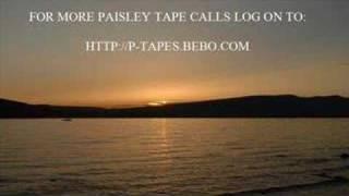 Paisley Tapes - Jaffa