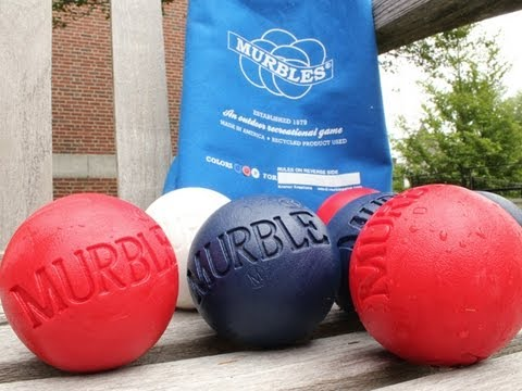 Murbles - Outdoor Game