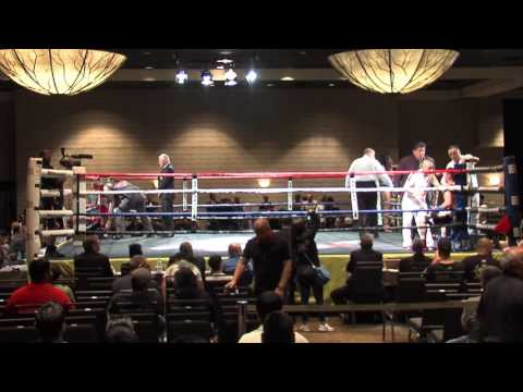 Brandon Adams vs Ferdinand Kerobyan presented by All Star Boxing 6-17-2017