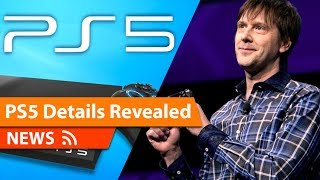 PS5 Console Details & Features Revealed