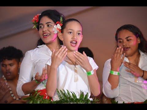 Tokelau Island Dances at the Townsville Cultural Fest 2017