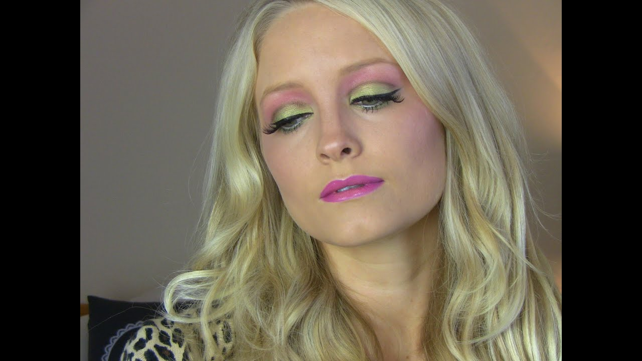 barbie loves mac inspired make up tutorial barbie loves mac inspired make up tutorial