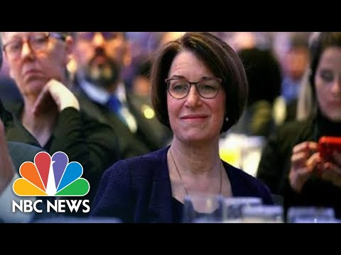 Watch Live: Senator Amy Jean Klobuchar Unveils Decision On 2020 Presidential Election Run | NBC News Mp3