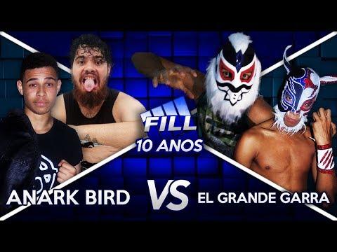 MK x Lenny e Sombrero / Anark Bird x El Grande Garra - FILL 10 Anos