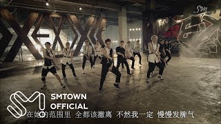 Repeat youtube video EXO_으르렁 (Growl)_Music Video_2nd Version (Chinese ver.)