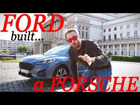 2020 Ford Kuga Plug-In Hybrid Has AMAZING Technology