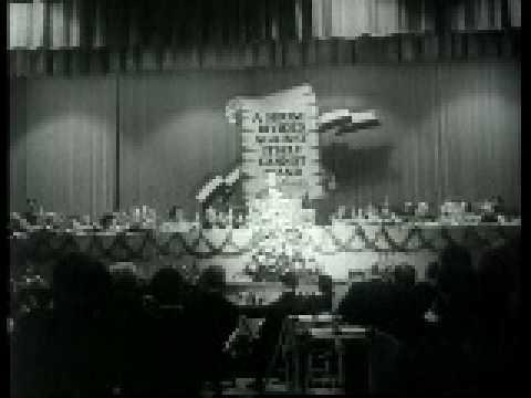 """Wahlfilm """"Einer für alle"""" - Porträt Willy Brandt (1961)"""