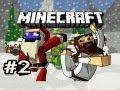 Minecraft: Santa's North Pole Adventure w/Nova & Ze Ep.2 - CHEATING TO WIN