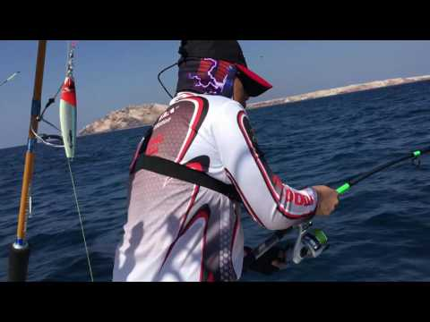 Fishing in Oman, Green Anglers, Dorado