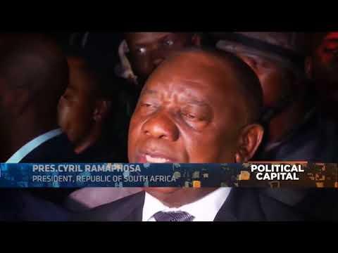 Understanding #Winnie Madikizela-Mandela's legacy on Political Capital