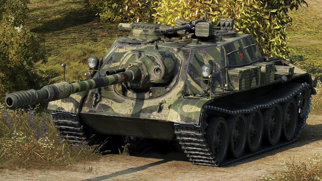 wot matchmaking su 122 Quick tank review of the t7 premium soviet tank destroyer the su-122-44 submit your replays here -.
