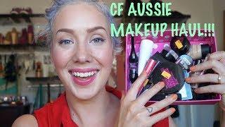 HUGE Aussie Cruelty Free Makeup Haul! K-Mart Sale!