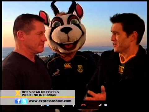 Expresso Sport - Live Crossing to Durban with James Small