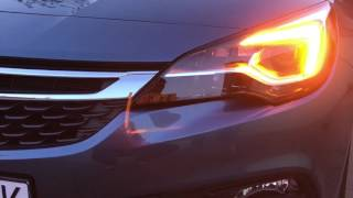 Download Opel Astra K - IntelliLux LED headlights MP3 song and Music Video