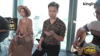 Lê Hiếu - Giọt Nắng Bên Thềm [Live]   Saturday Radio