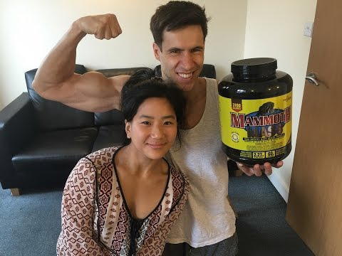 Mammoth Mass Muscle Gainer Review: Is It For You???