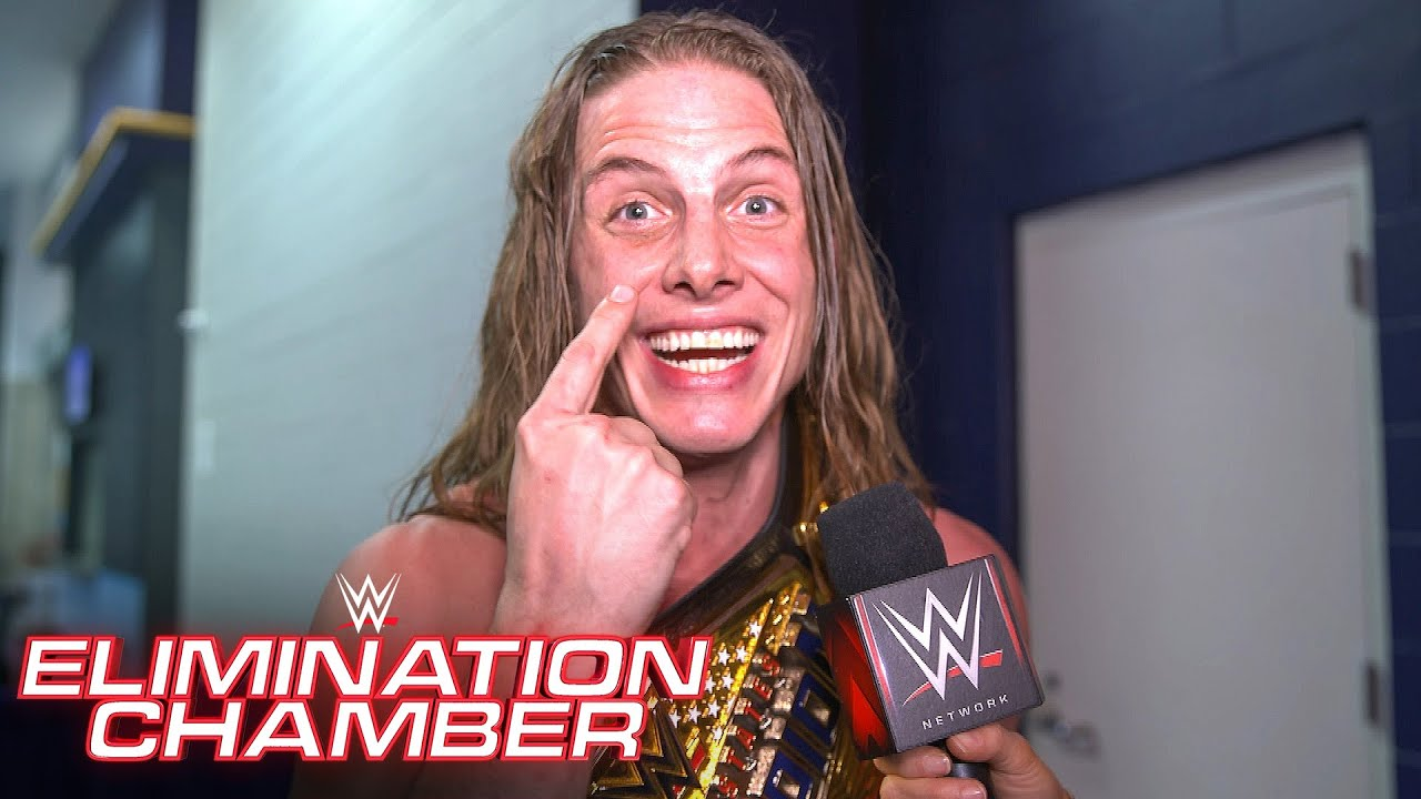 Riddle basks in the glory of U.S. Title victory: WWE Network Exclusive, Feb. 21, 2021
