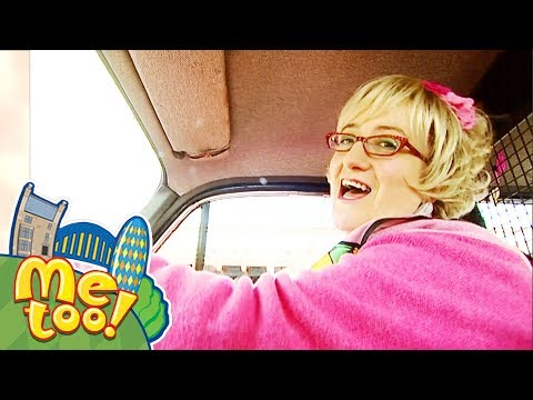 Me Too! - Party in the Taxi | Full Episode | TV Show for Kids