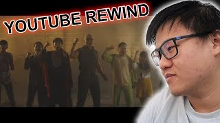 YOUTUBE REWIND INDONESIA 2018 - RISE - REACTION