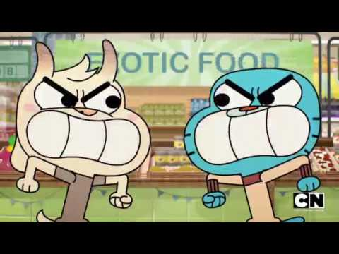 The Amazing World of Gumball - The Copycats Preview