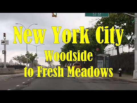 20160507 From Woodside to Fresh Meadows, Queens NYC