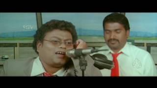 Mast Maja Maadi  Kannada Movie | Diganth, Rangayana Raghu, Sadhu Kokila Comedy Scene
