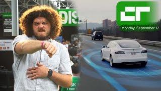 Tesla Upgrades AutoPilot | Crunch Report