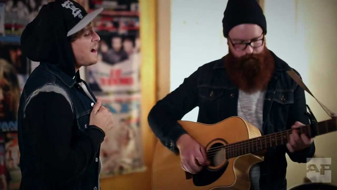 """The Color Morale - """"Learned Behavior"""" acoustic story"""