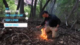 AFTER EARTH Survival Tips - Episode 2: How To Survive Cold