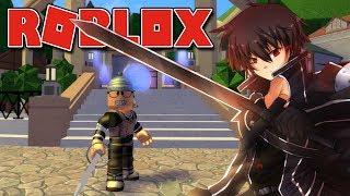 Roblox - A Nova Aventura Online ( Swordburst 2 )