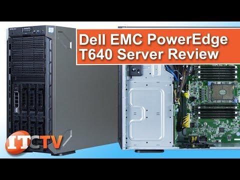 Dell EMC PowerEdge T640 Tower Server | IT Creations