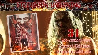 Unboxing - 31 - A Rob Zombie Film - Limited Edition - Amazon exklusiv