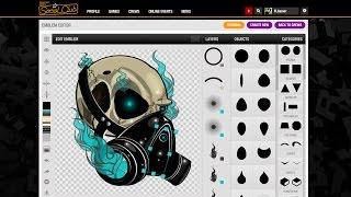 Скачать Rockstar Games Social Club Custom Crew Emblem Logo