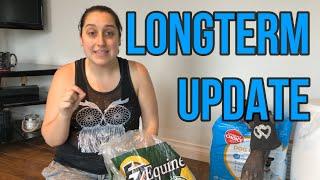 Long term BREEZE litter system update