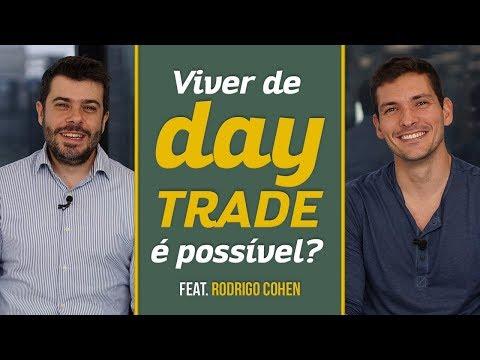 Viver de Day Trade é possível? | com Rodrigo Cohen | Você MAIS Rico
