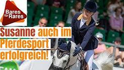 Bares für Rares Susanne Steiger 🤩 | Springreiten ist ihre Leidenschaft! |CHI Donaueschingen