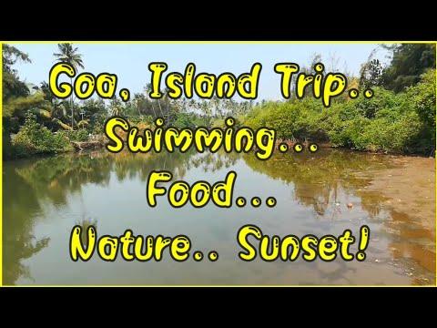 Trip to Goa Island..