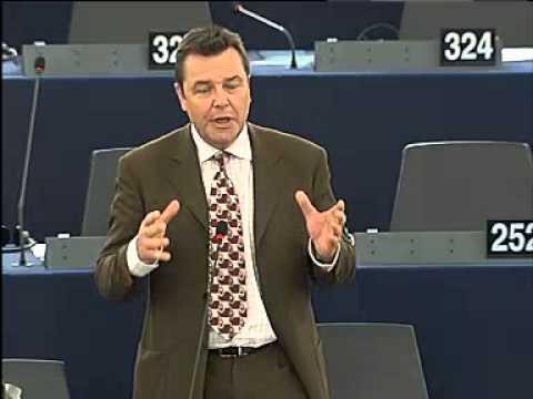 Mark Demesmaeker over situatie van Syrische vluchtelingen EP_Plenaire_22_05_2013