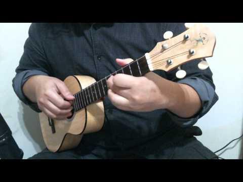 玫瑰人生 La Vie en rose (ukulele solo)