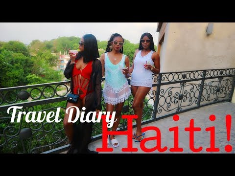 TRAVEL VLOG | HAITI | BIRTHDAY WEEKEND | TRAVEL DIARY TO PARADISE