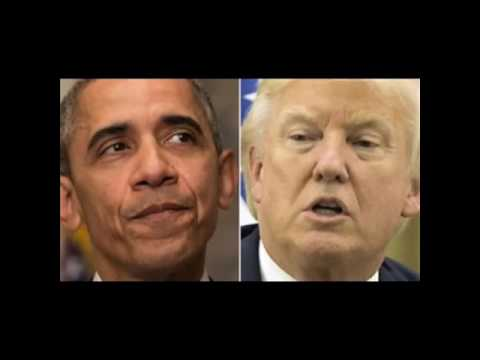Breaking: Trump Just Revealed Obama's Shadow Government Leakers