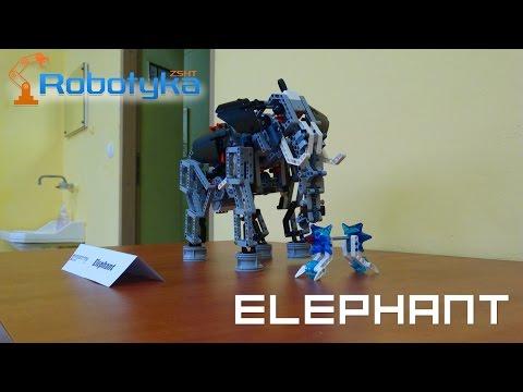 ★ Słoń ☆ Elephant ☆ Lego Mindstorms ★