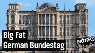Nach der Wahl – Bundestag wird weiter wachsen