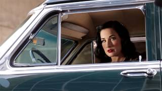 Who is Dita Von Teese?