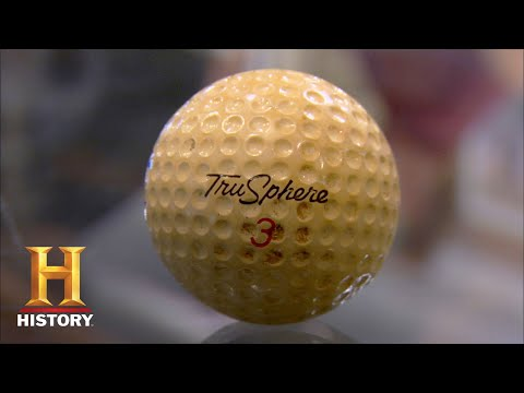 Pawn Stars: President Johnson's Golf Ball (Season 5) | History