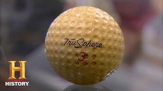 Pawn Stars: President Johnson's Golf Ball (Season 5) | History