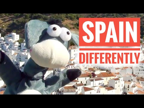 Spain Sightseeing - I love travel video contest (Malaga, Granada & Ronda)