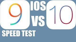 видео Сравнение скорости работы iOS 9.2 иiOS 5.0.1на iPhone 4s