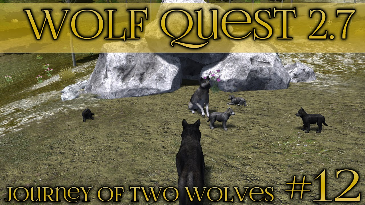 New how to make a pack on wolf quest draw quest how make wolf to on pack a wolf den the brothers coyote journey ccuart Choice Image