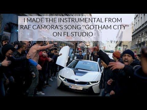 Ich habe das Instrumental von dem Lied von Raf Camora aus ''Gotham City'' fertig FL Studio!